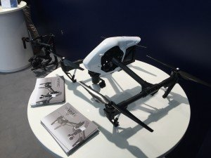 DJI High End Quadrocopter